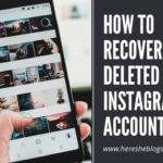 HOW TO RECOVER PERMANENTLY DELETED INSTAGRAM ACCOUNT
